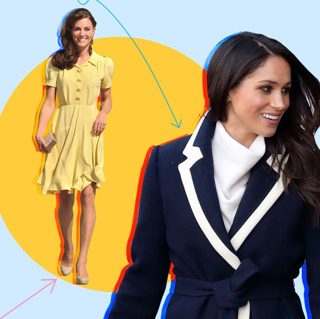 cc9884b80745d Fashion Brands that Meghan Markle and Kate Middleton Love — What ...