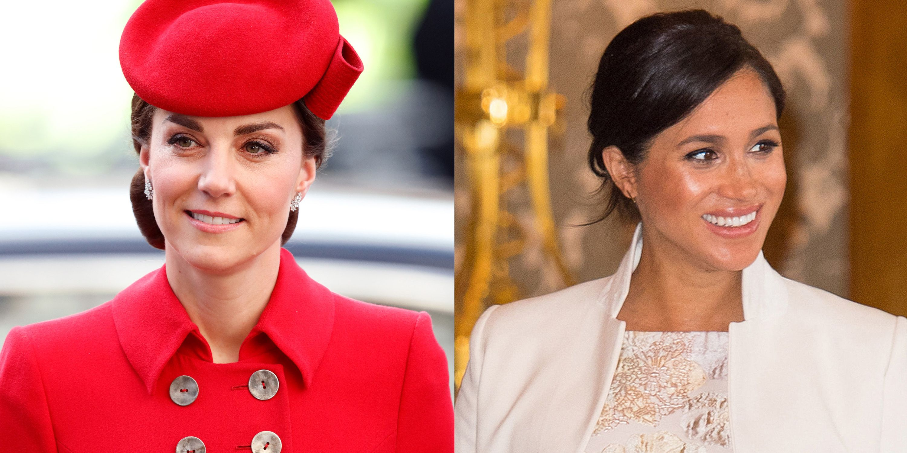 These Are Kate Middleton and Meghan Markle's Most Influential Looks So Far This Year