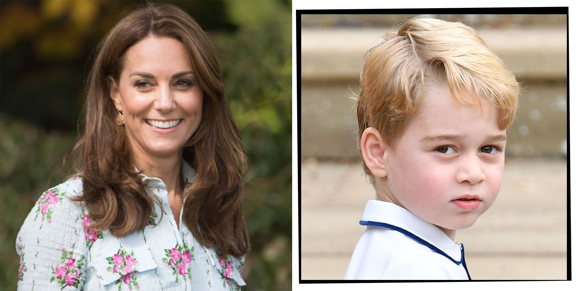 Kate Middleton Reveals To Fellow Mum That She 'Can't Believe That George Is Six Already'