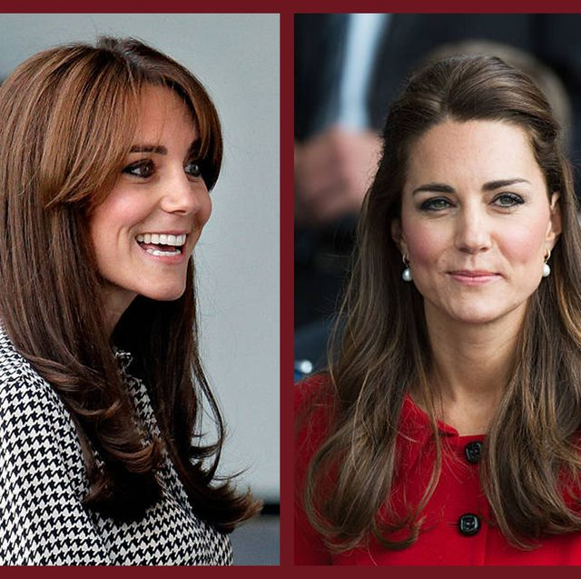 Kate Middleton's Best Hairstyles Through the Years