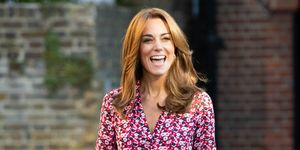 kate middleton kapsel haar blond
