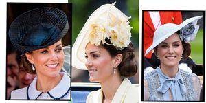 Kate Middleton Fascinator Hair