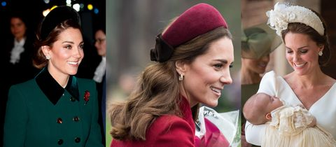 730982d96 Kate Middleton is Bringing Back the Hatband Trend - Photos of Kate ...