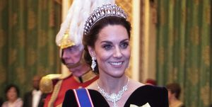 Kate Middleton apuesta por la tiara favorita de su suegra, lady Di