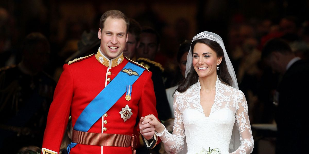 8 Surprising Things You Might Not Know About Kate Middleton's Wedding Dress