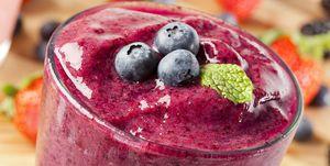Berry delight ontbijtsmoothie