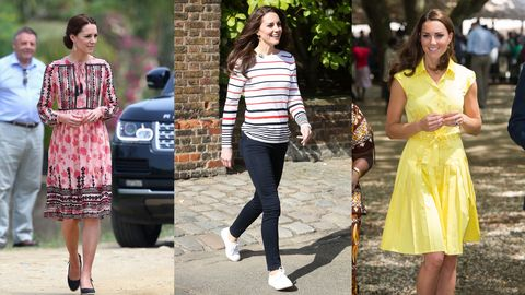 Kate Middleton S Favourite Brands On The High Street