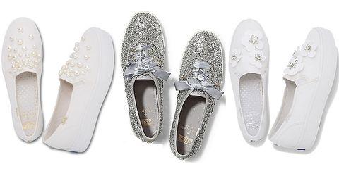 Footwear, Shoe, Silver, Slipper, Plimsoll shoe, Ballet flat, Sneakers, Metal,