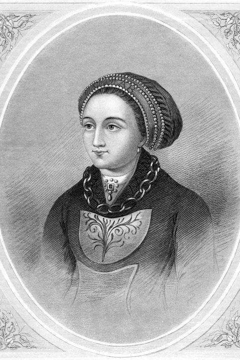 katharina von bora   wife of martin luther