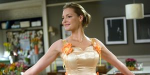 Katherine Heigl 27 Dresses bridesmaid