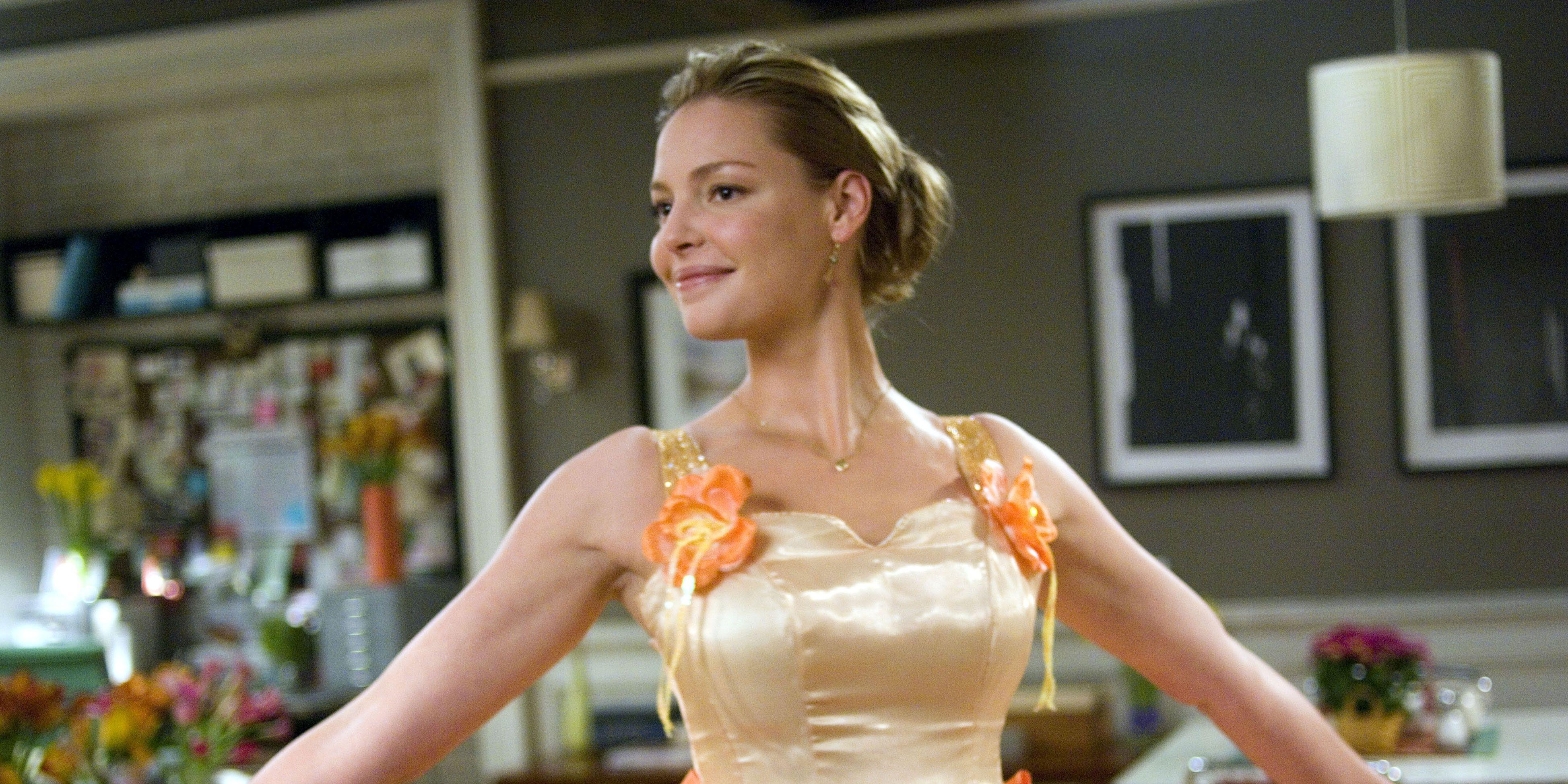 Katherine Heigl 27 Dresses bridesmaid
