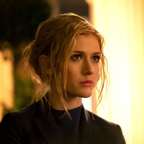 Katherine McNamara as Mia, Arrow