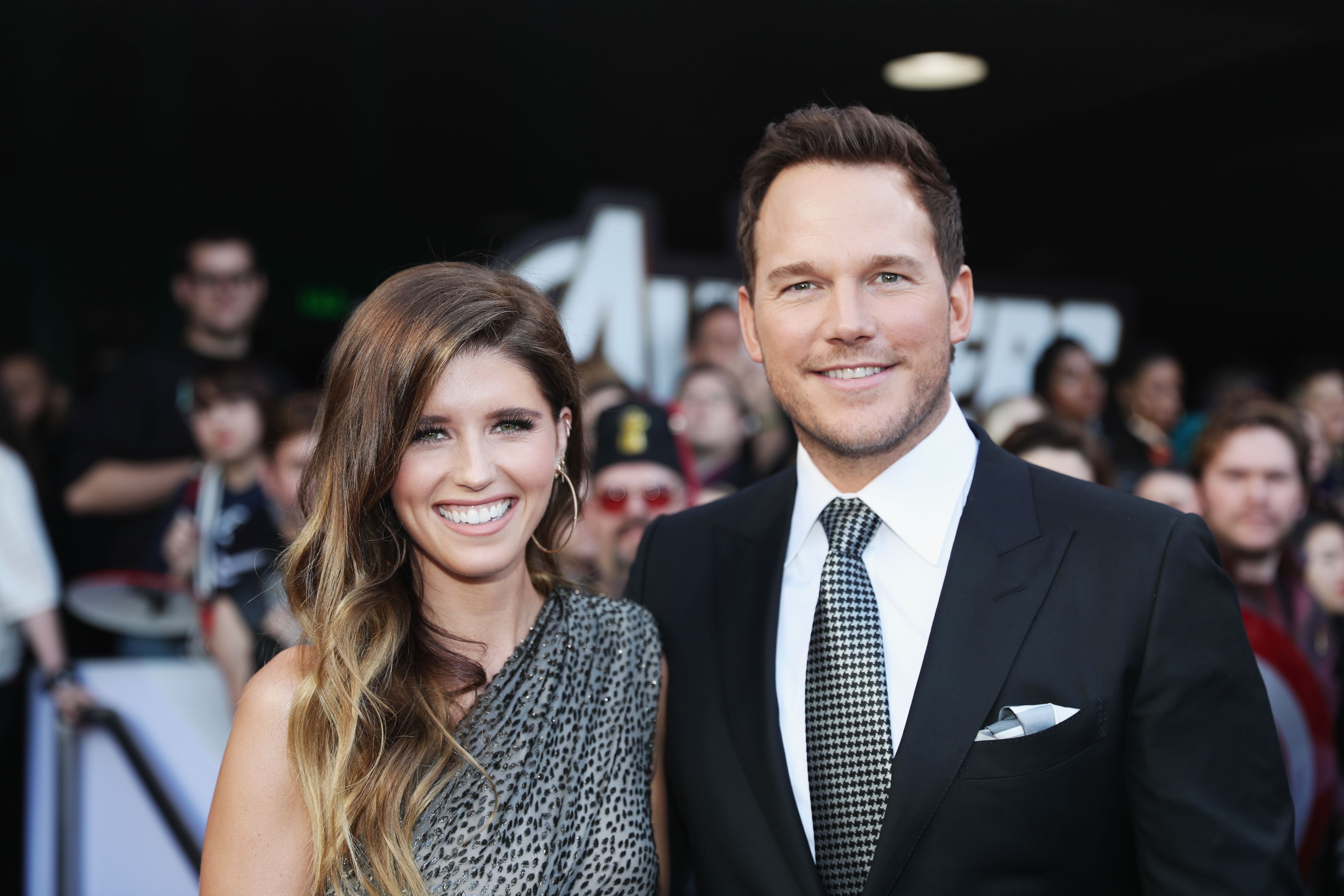 Katherine Schwarzenegger Shared the First Pic of Her Baby Girl and Revealed Her Name