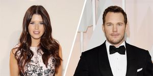 Chris Pratt reportedly celebrated his engagement to Katherine Schwarzenegger at a strip club