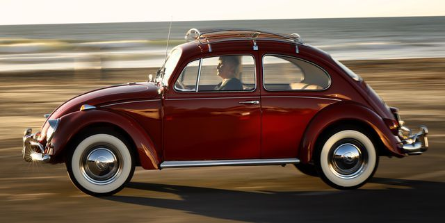 Lucky Owner Gets Her 350,000-Mile Beetle Restored by VW for Free