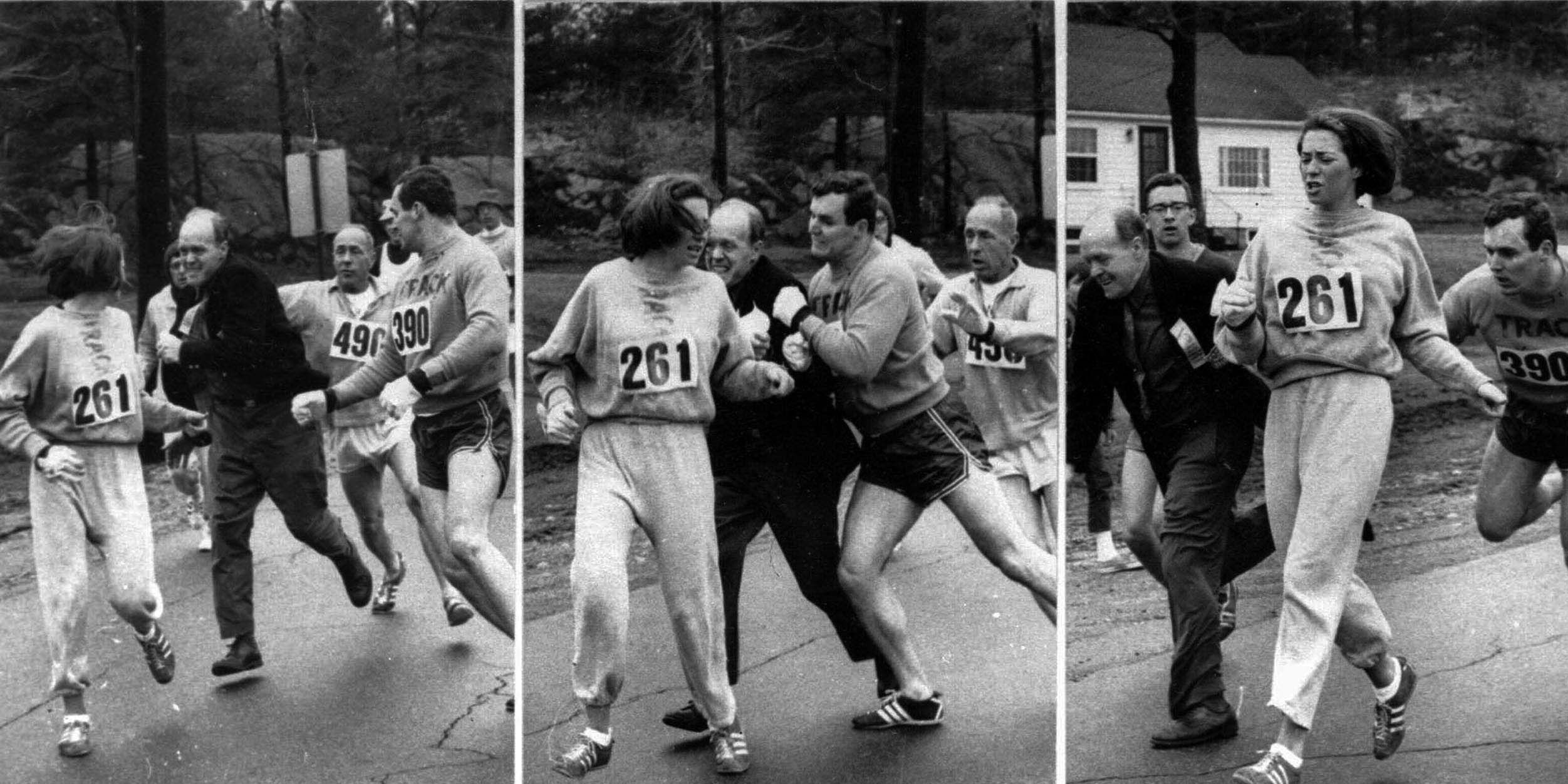 who is Kathrine Switzer