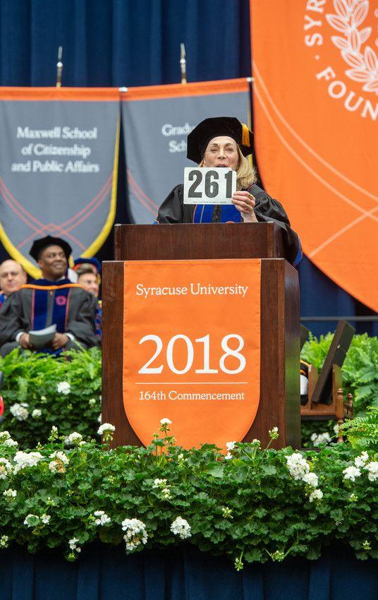 Kathrine Switzer Syracuse University