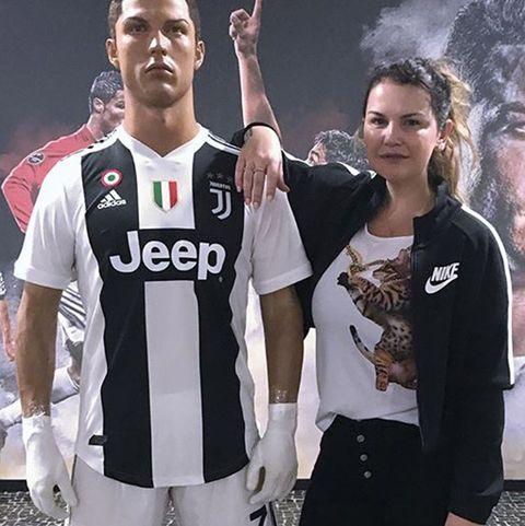 Katia Aveiro estalla en Instagram tras la expulsión deCristiano Ronaldo