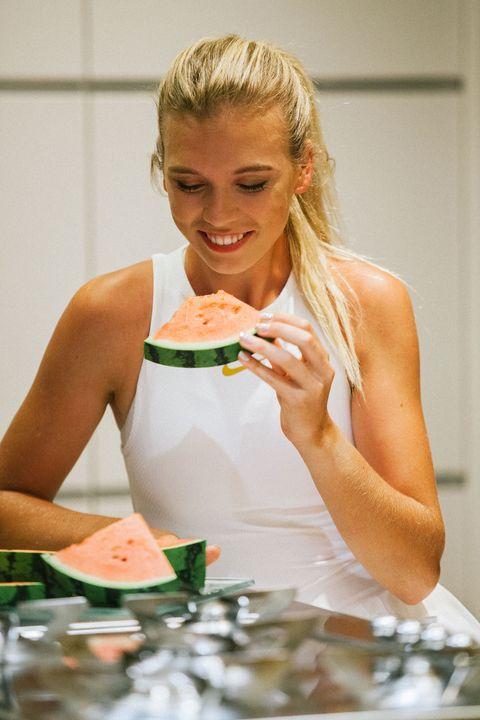 Katie Boulter Wimbledon diet