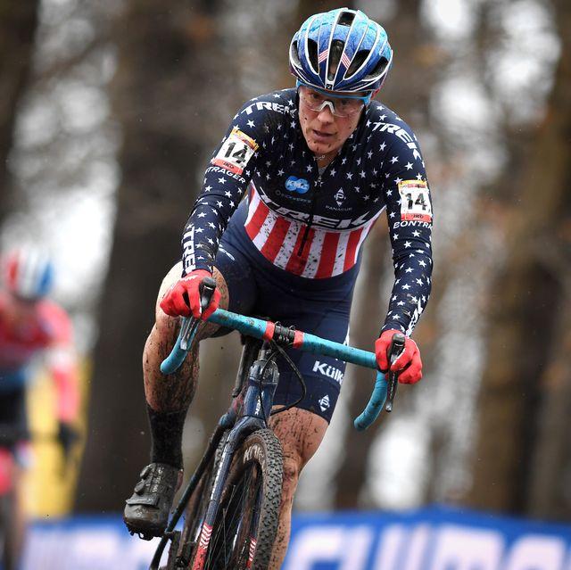 netherlands cyclocross world cup final stage hoogerheide