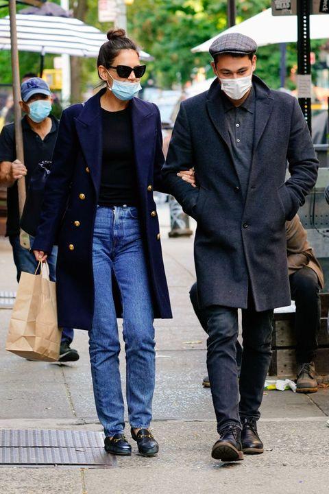celebrity sightings in new york city   september 22, 2020