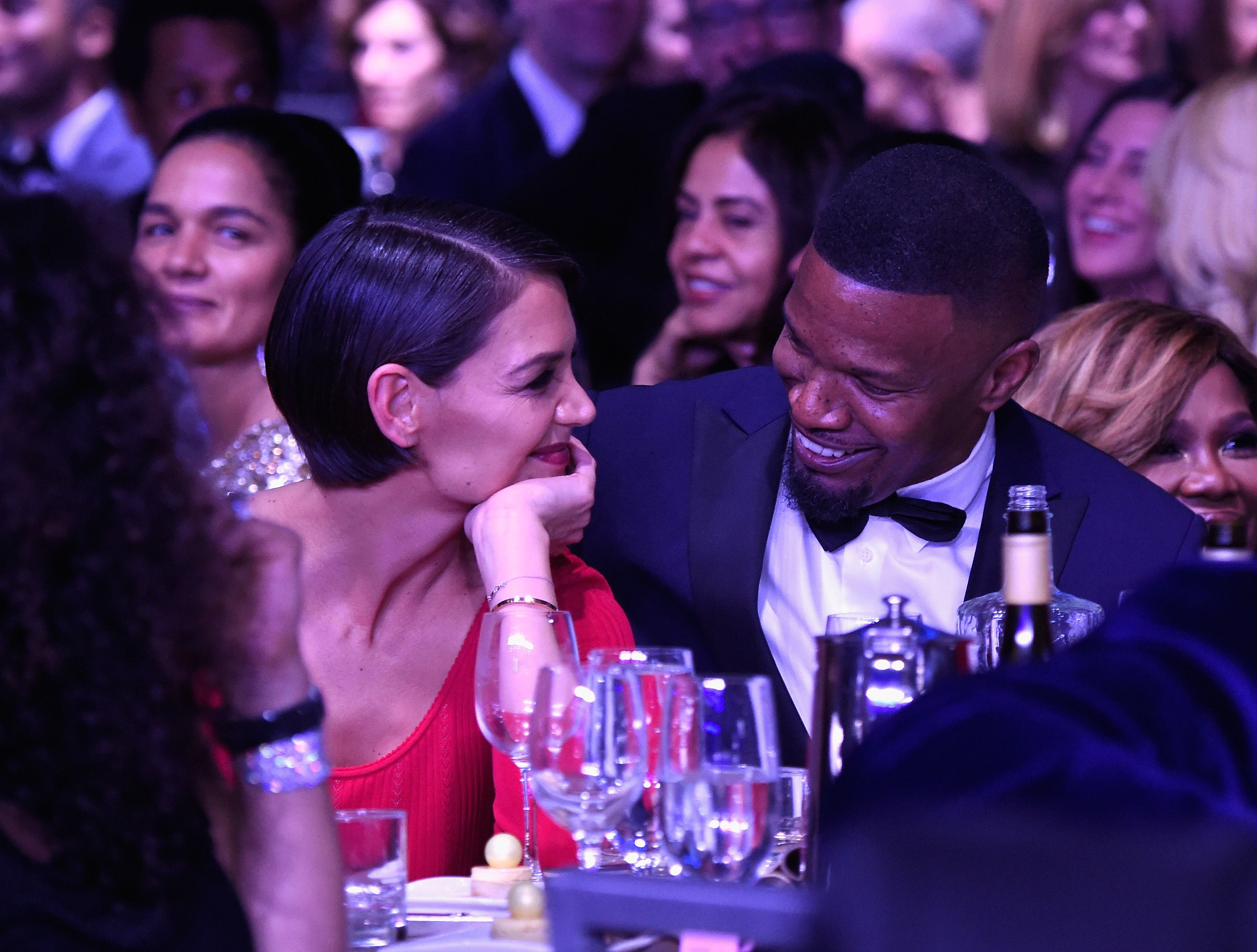 Katie Holmes and Jamie Foxx Reportedly Broke Up Three Months Ago