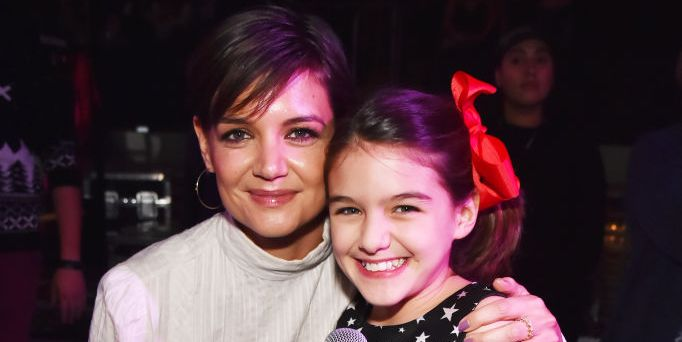 """Katie Holmes and Her Daughter Suri Cruise """"Saved Each Other"""" After Moving Away From Tom Cruise"""