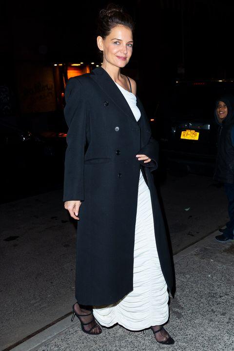 Celebrity Sightings In New York City - January 30, 2020