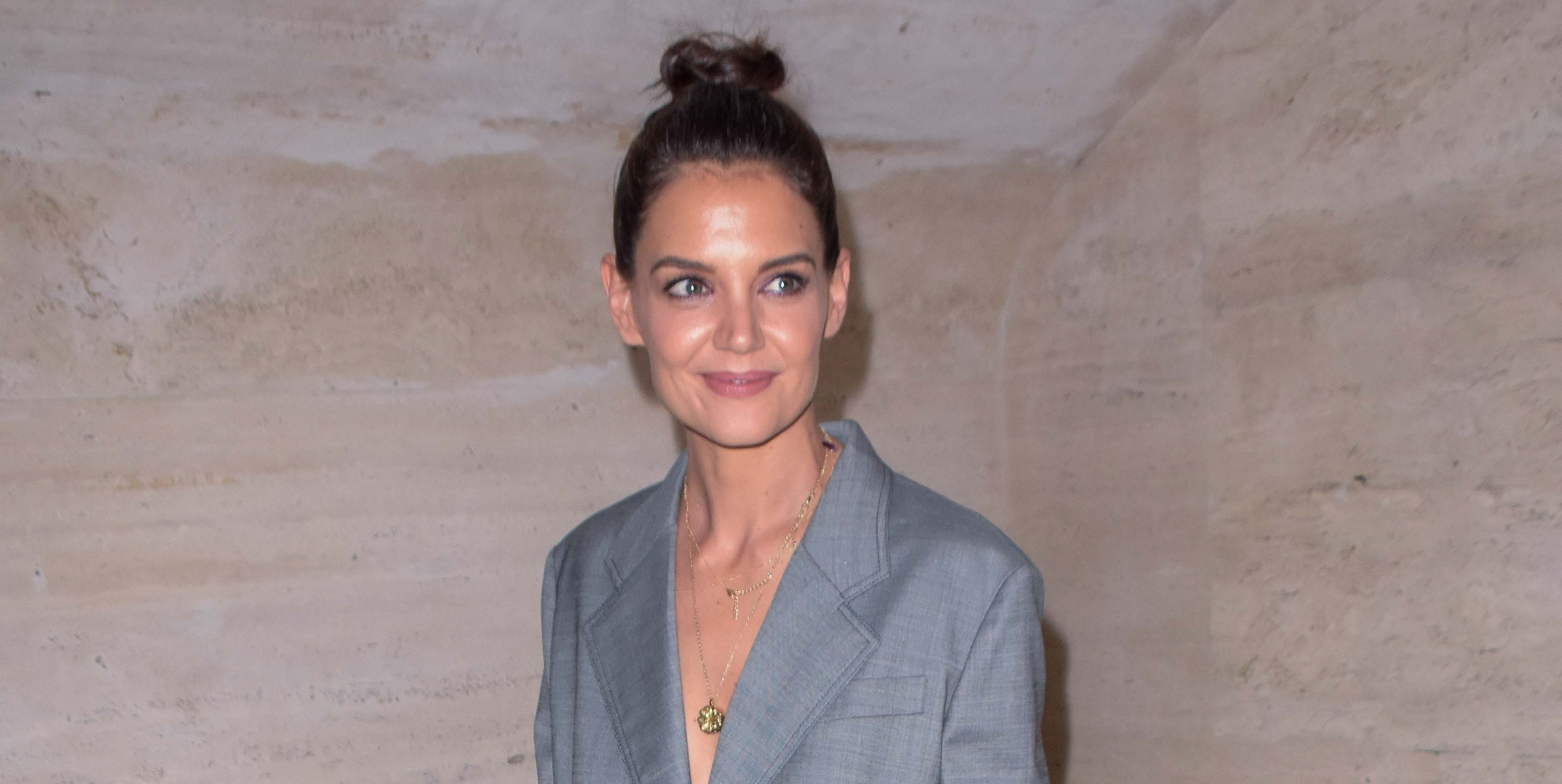 Katie Holmes Shared a Rare Portrait of Her and Tom Cruise's Daughter Suri Cruise