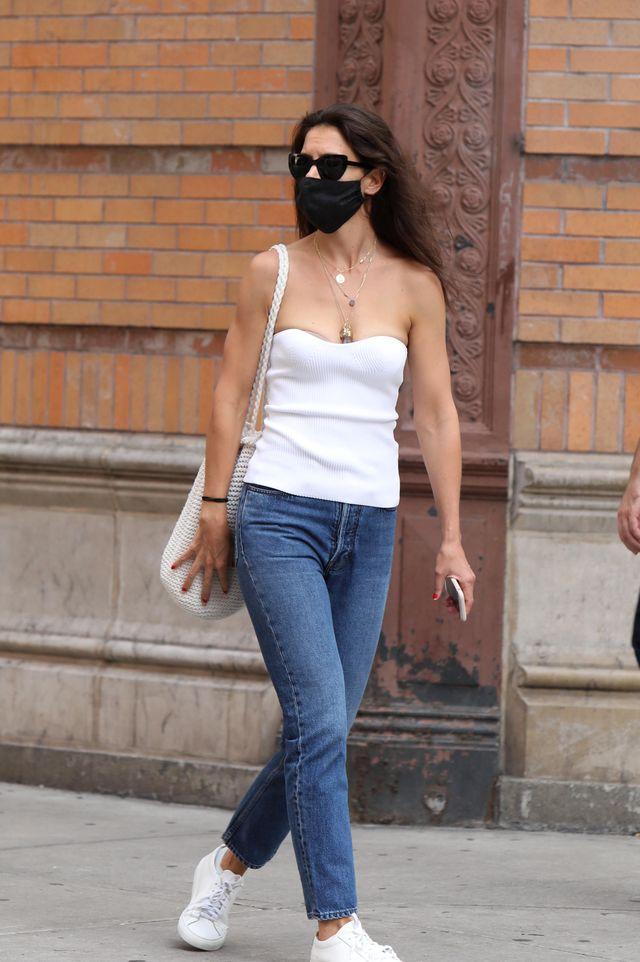 celebrity sightings in new york   september 03, 2020