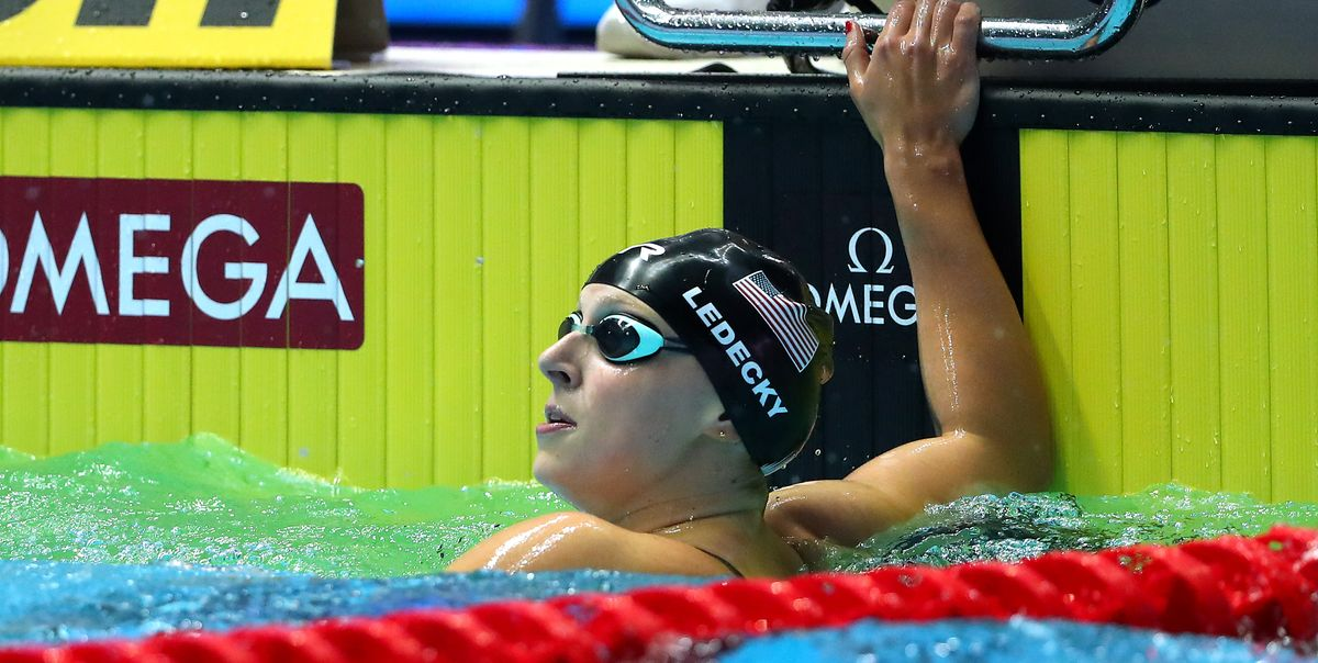 Katie Ledecky, 22, Is Stronger Than Ever As She Sets Sights on 2020 Olympics