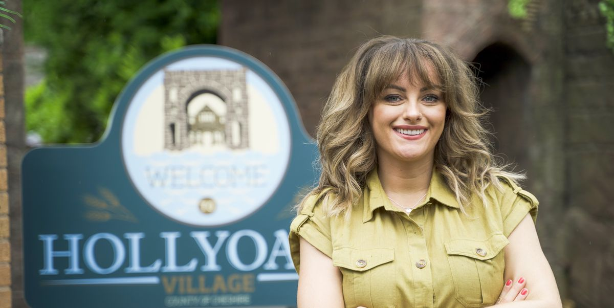 Hollyoaks star talks future of Becky's conspiracy theories story