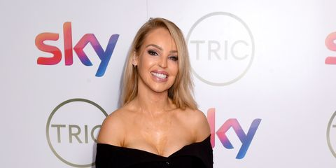 london, england   march 10 katie piper attends the tric awards 2020 at the grosvenor house hotel on march 10, 2020 in london, england photo by dave j hogangetty images