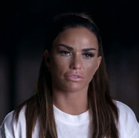 katie price on celebrity sas who dares wins 2020
