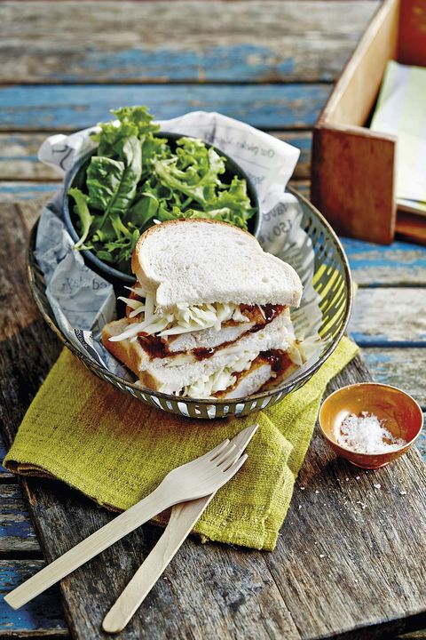 katsu sando o sándwich japonés