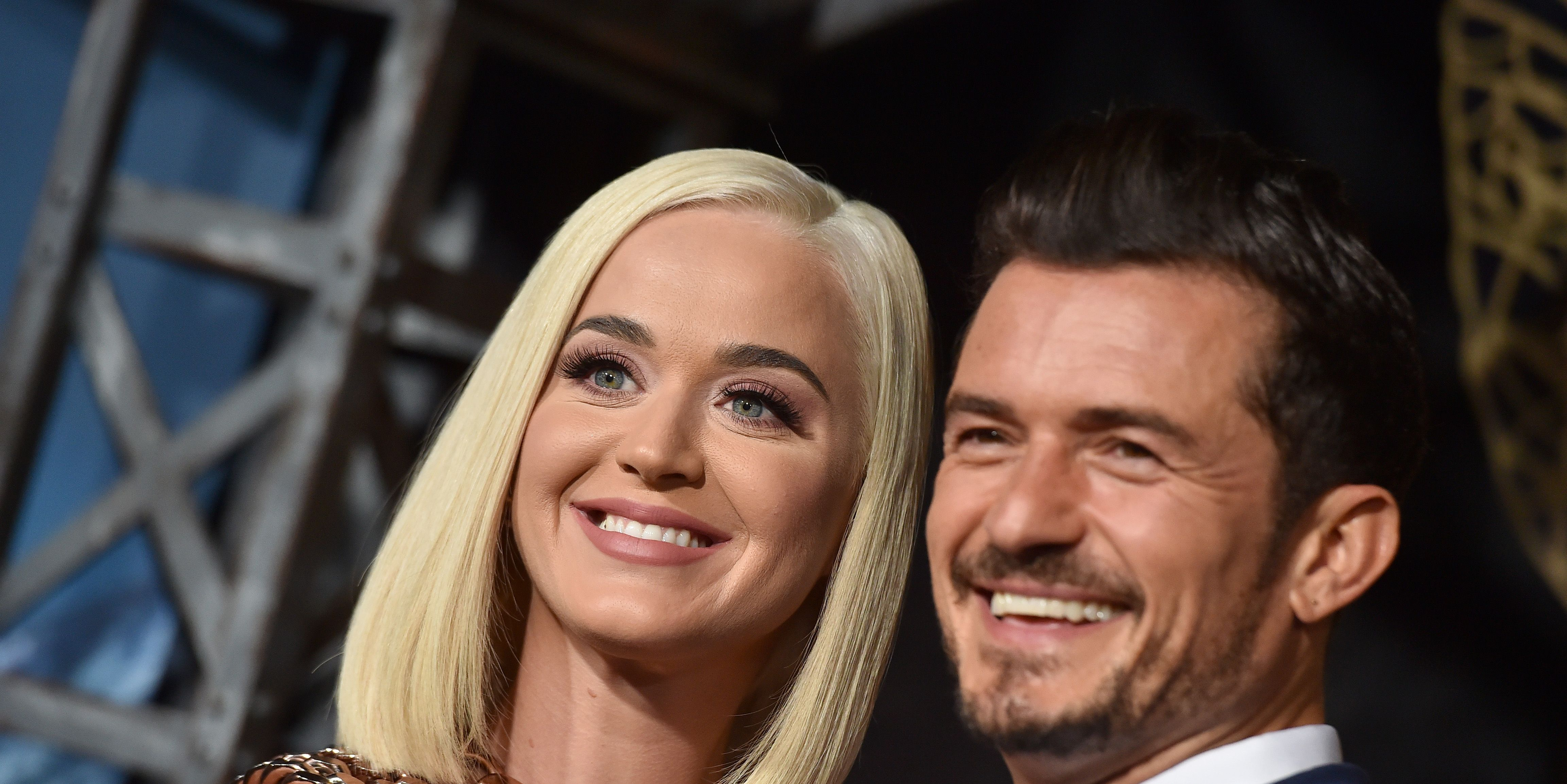 Katy Perry And Orlando Bloom Just Announced They're Having A Baby Girl