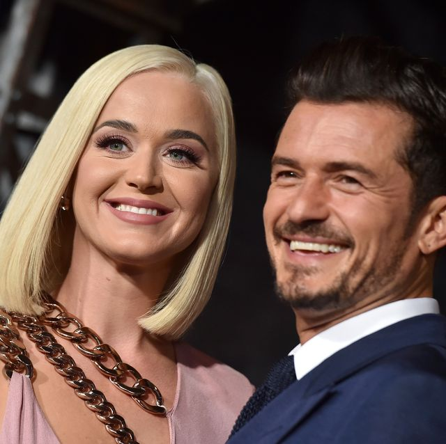 orlando bloom just tagged katy perry in a v cheeky instagram pic
