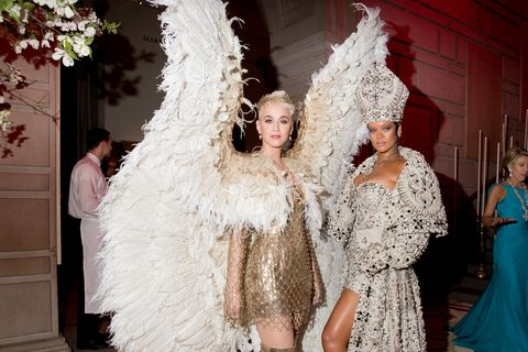Heavenly Bodies: Fashion & The Catholic Imagination Costume Institute Gala - Cocktails