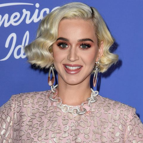 katy perry diet and fitness routine