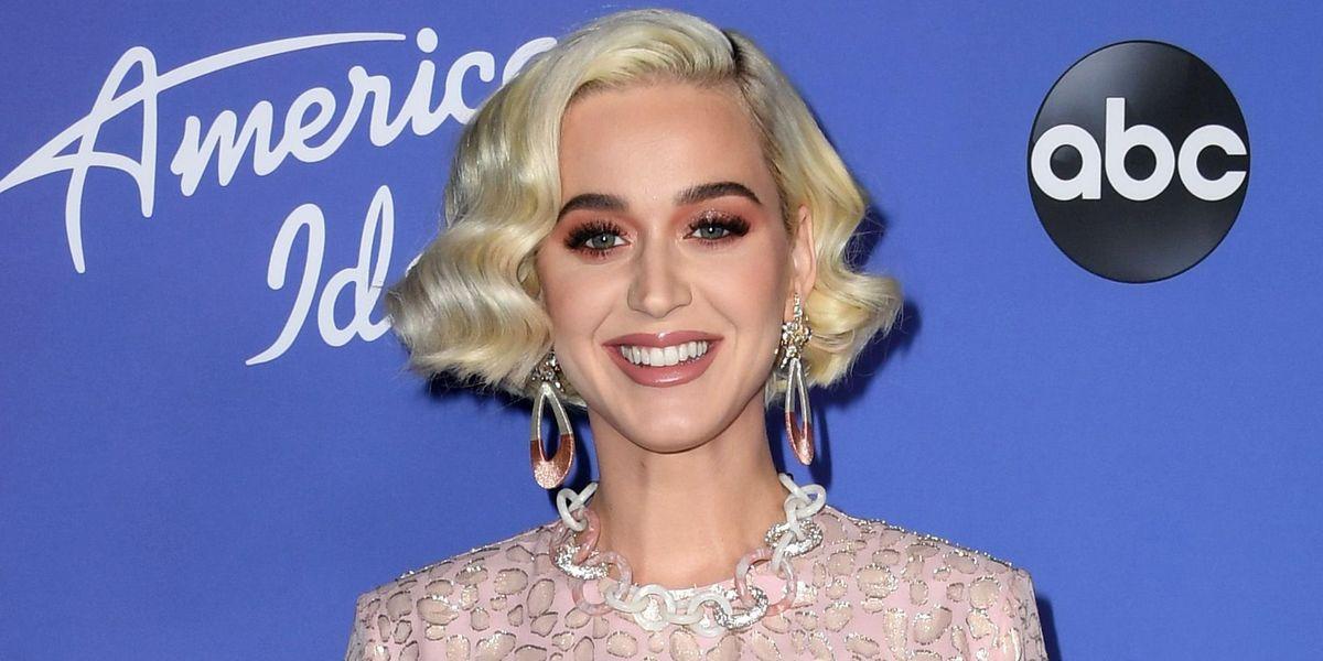 Katy Perry Explains Why She's a Mega Fan of Apple Cider Vinegar