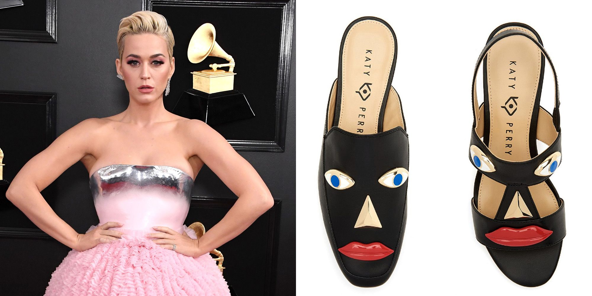 Katy Perry's Shoe Line Is Getting Backlash for Designs Resembling Blackface