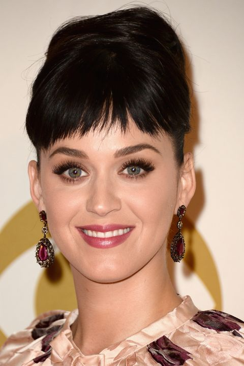 35 Best Hairstyles With Bangs Photos Of Celebrity Haircuts