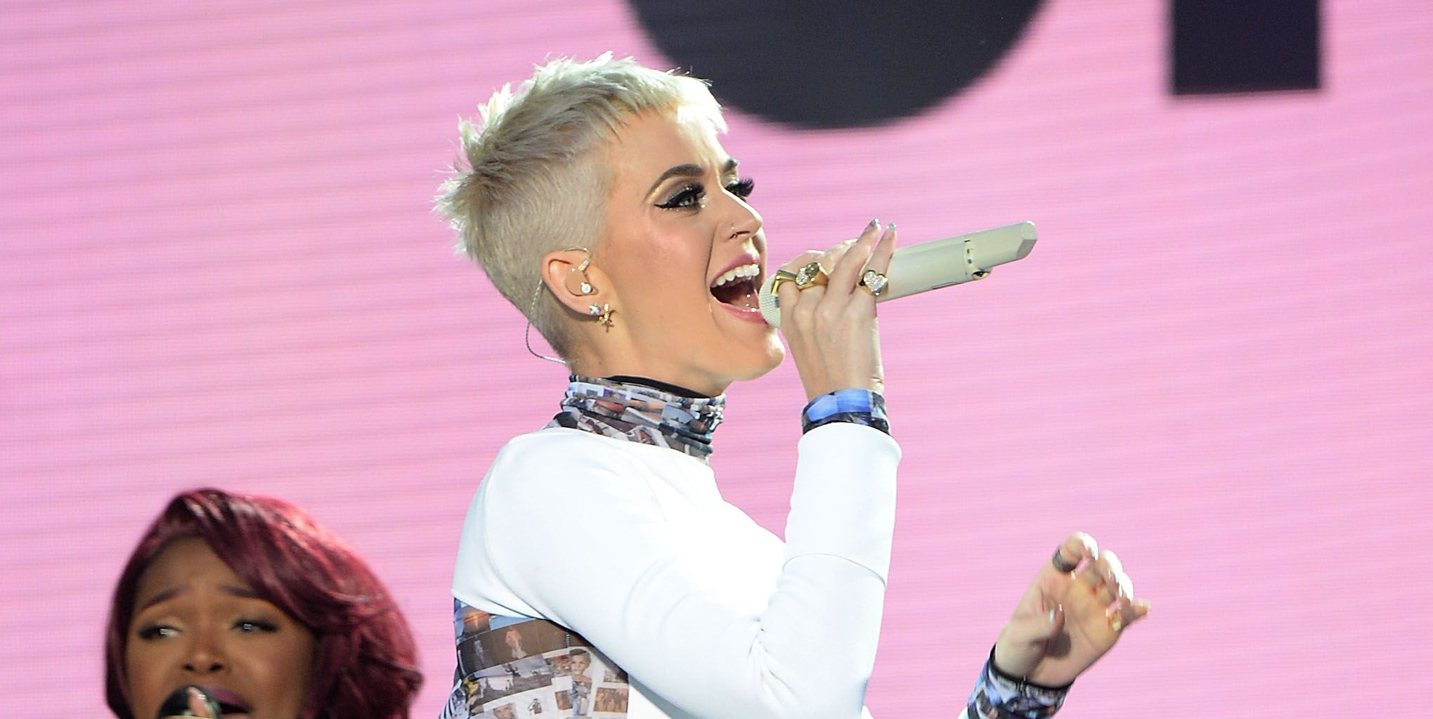 Katy Perry's Behind-the-Scene's Look at One Love Manchester Is Absolutely Gorgeous