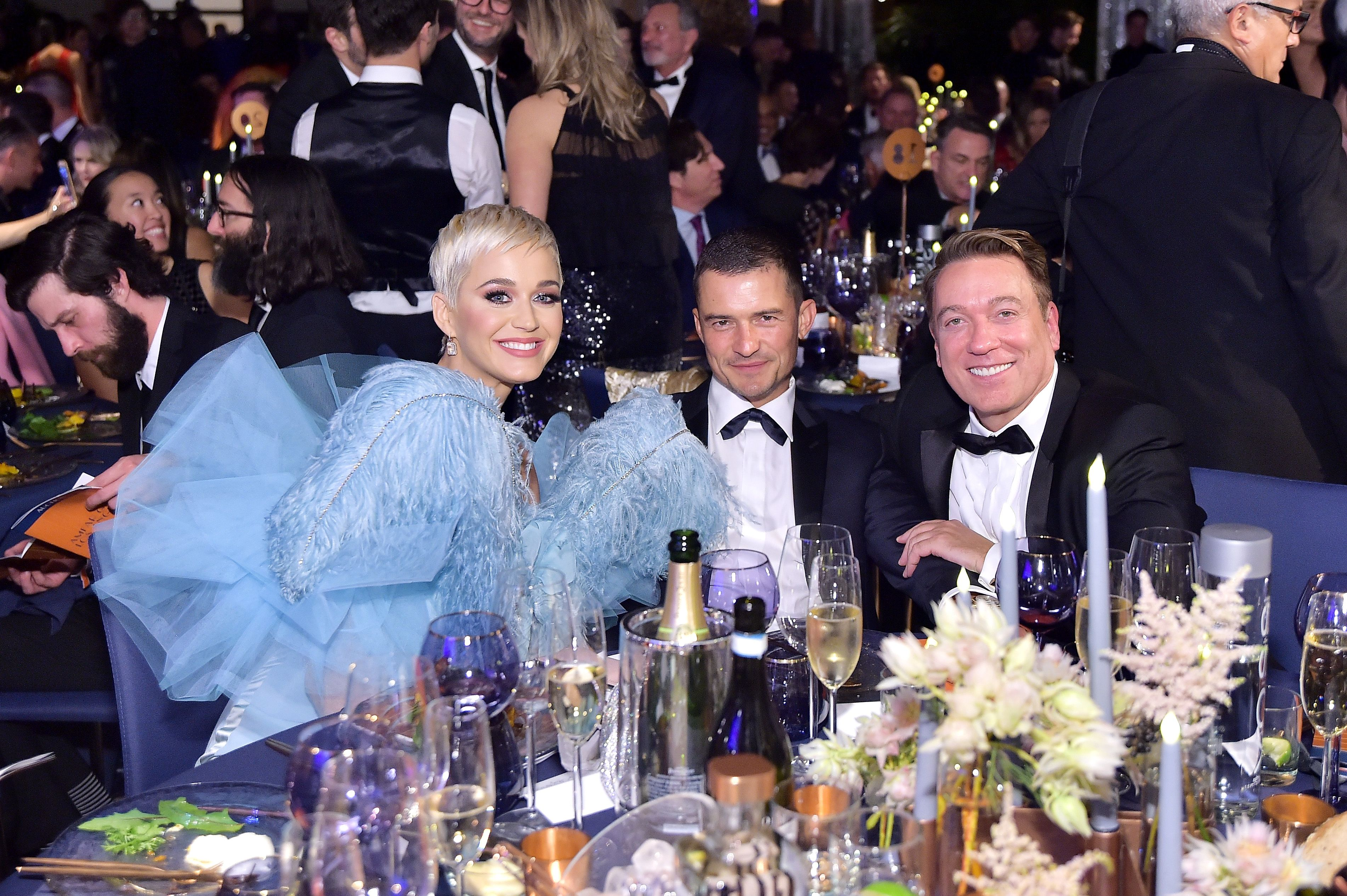 Who is katy perry dating in 2020