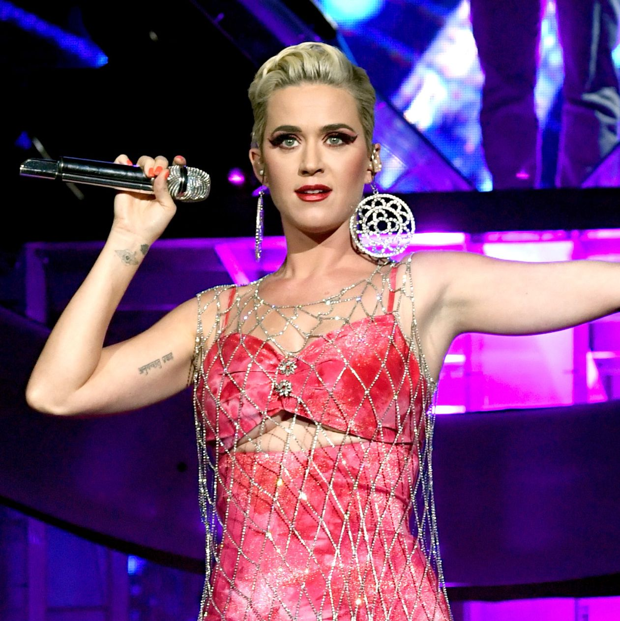 Katy Perry Just Completely Changed Her Hair and Wow, It Looks So Good