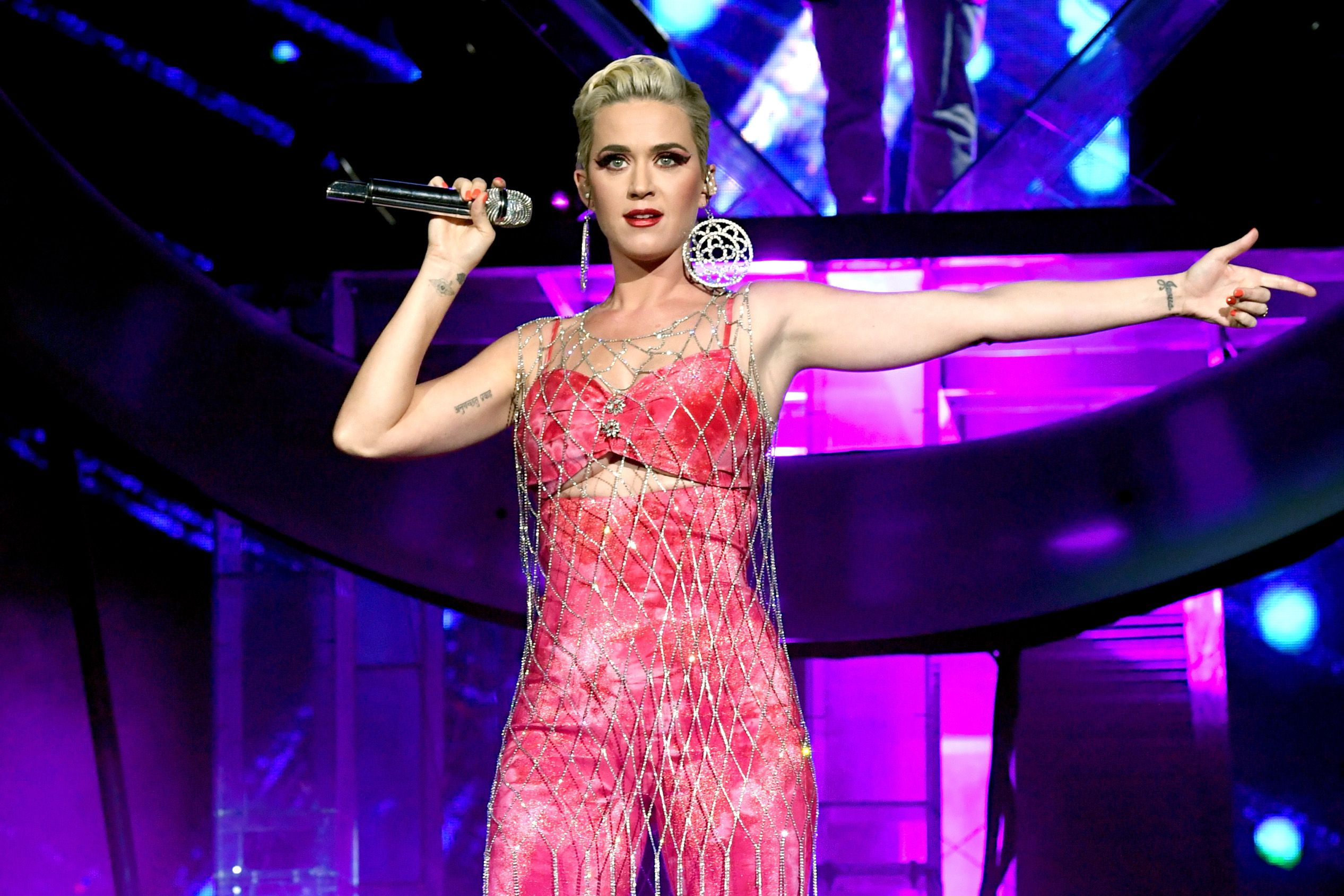 Katy Perry Through The Years
