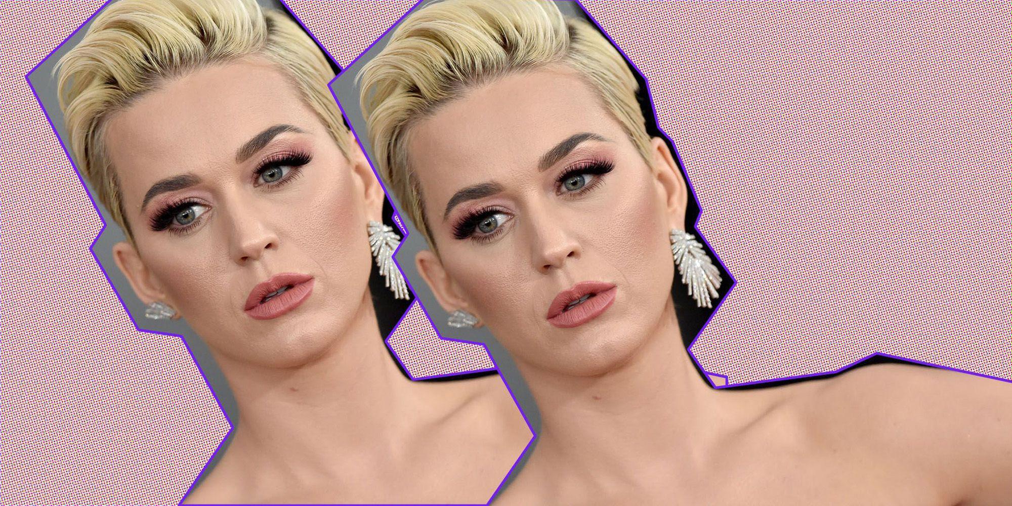 Katy Perry, schoen, blackface