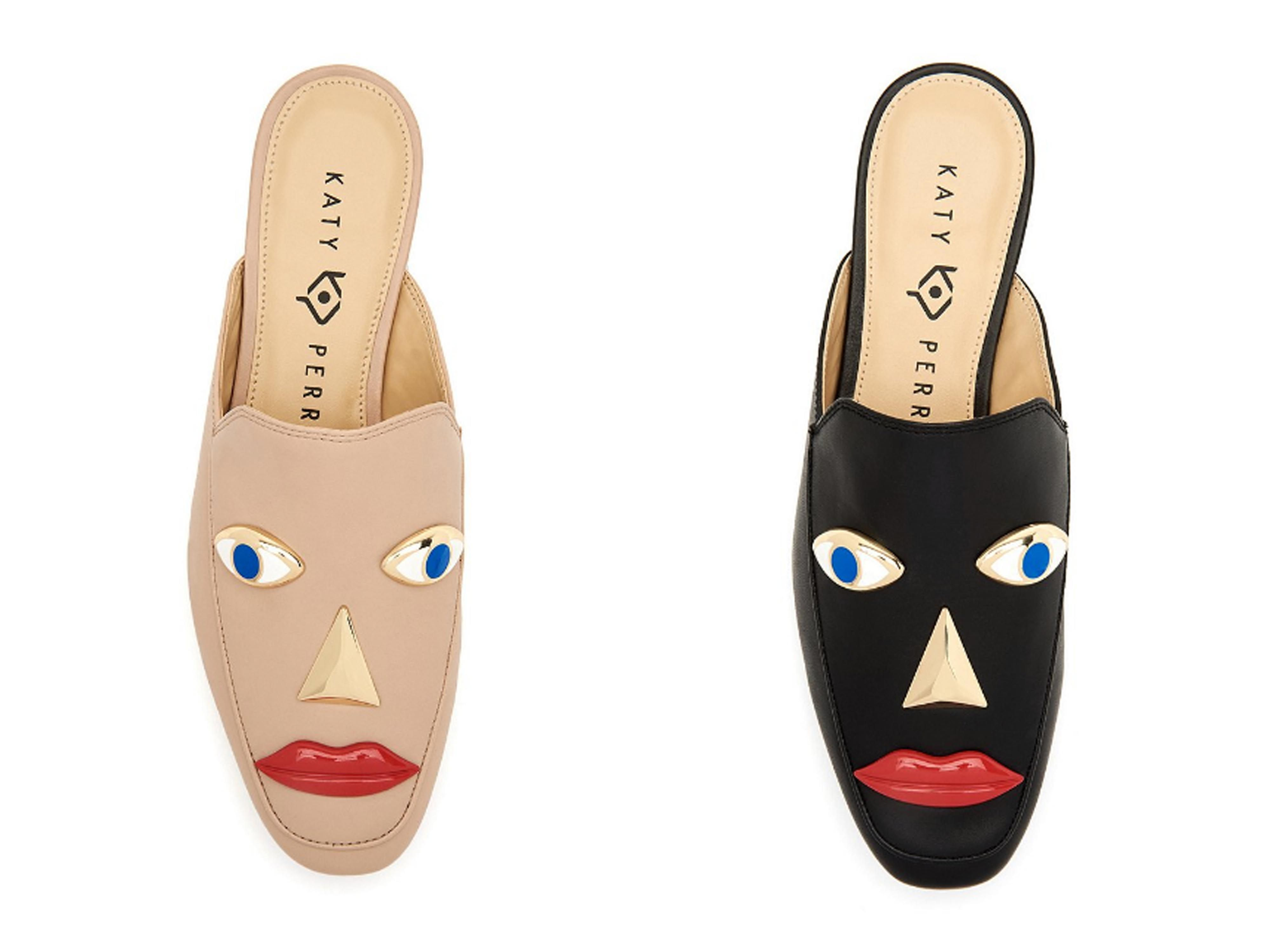 Katy Perry pulls shoes from sale after backlash to designs resembling blackface