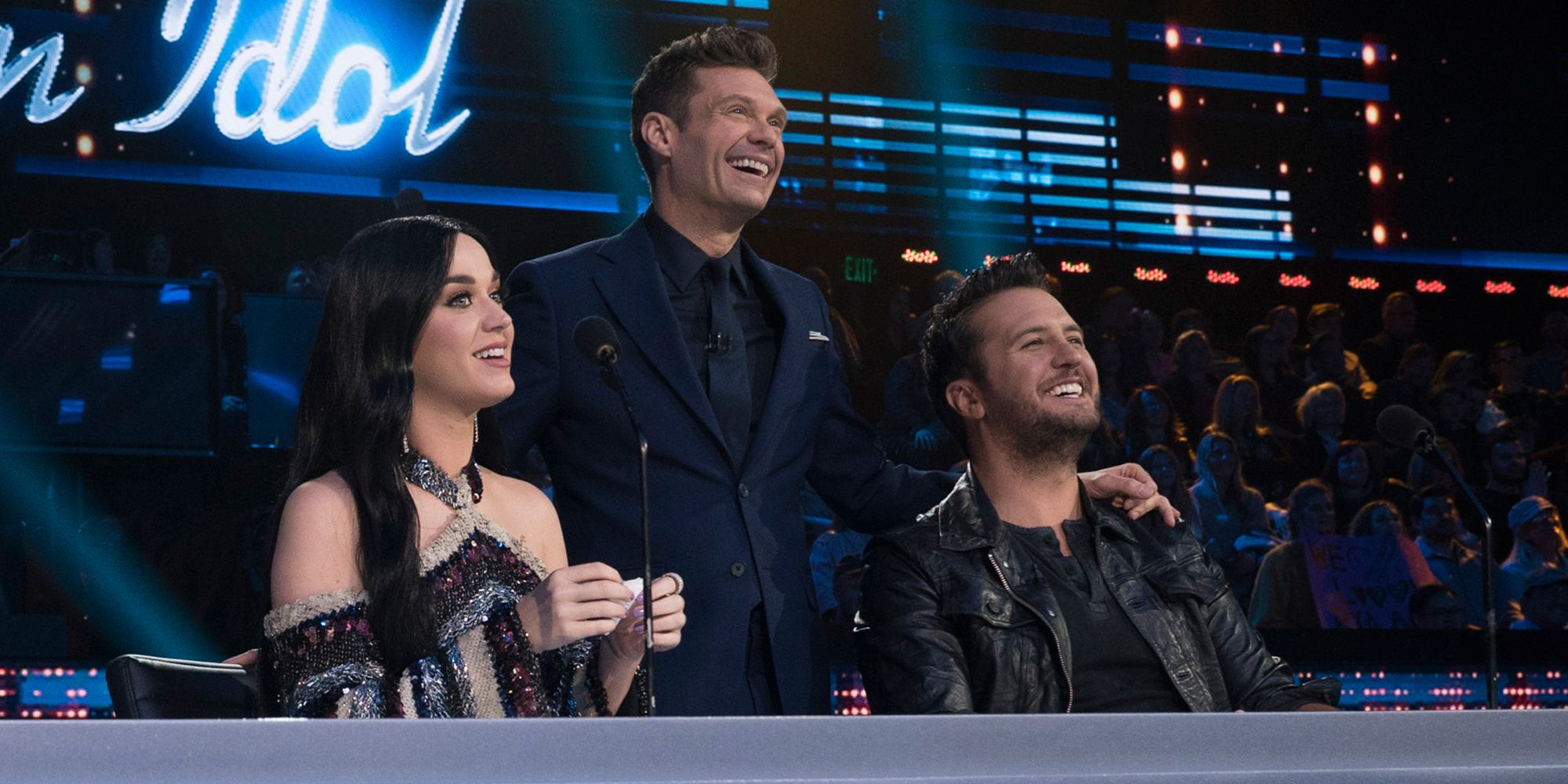 Ryan Seacrest Was Caught Creepily Hitting on Katy Perry on Live TV