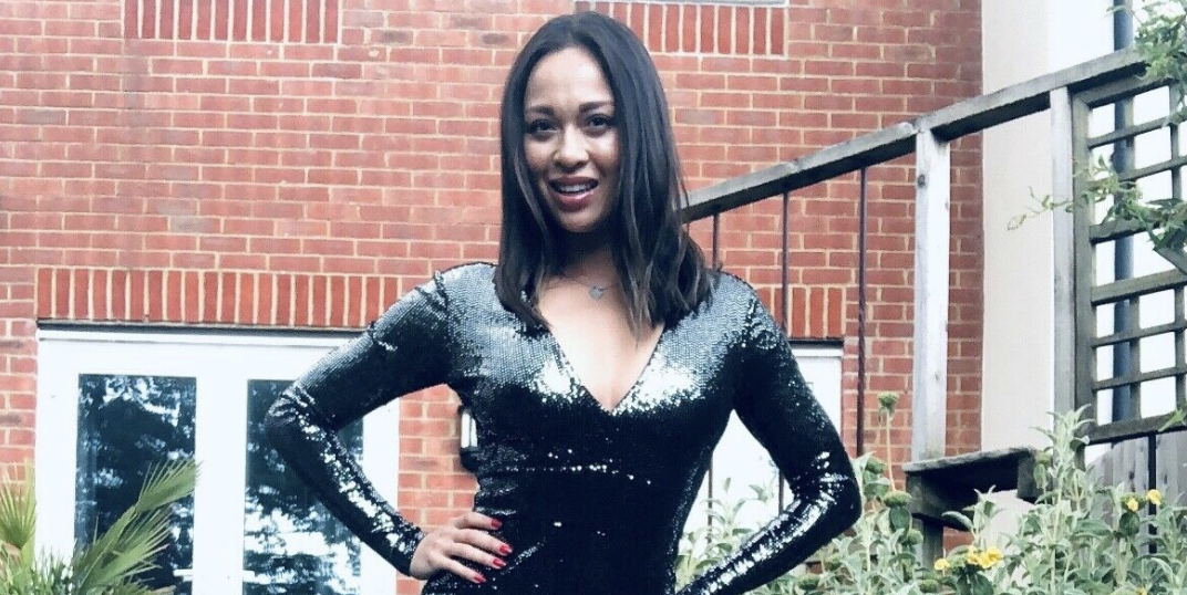 Strictly star Katya Jones auctions jumpsuit as celebrity sell-off raises money for charity